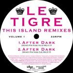 LE TIGRE - This Island Remixes Vol1