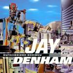 JAY DENHAM - Synthezised Society